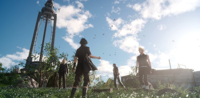 Final Fantasy XV trailer tgs 2016