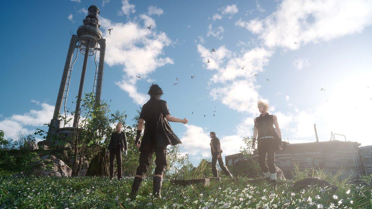 Final Fantasy XV: la data era stata decisa già nel 2013