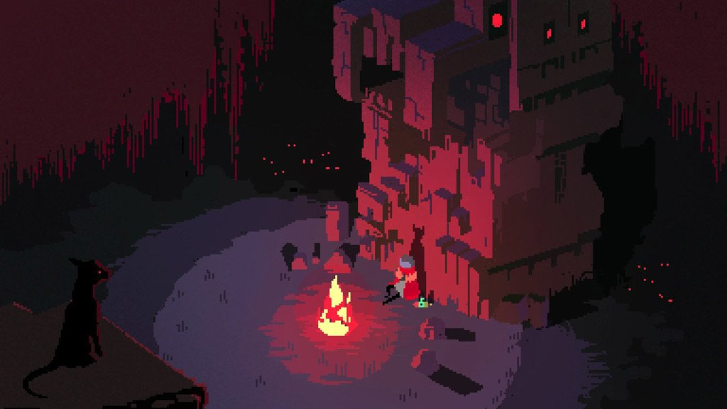 hyper light drifter ps4 xbox one