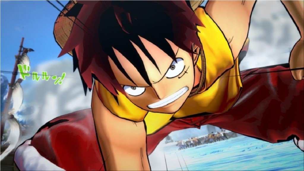 One Piece Burning Blood dlc