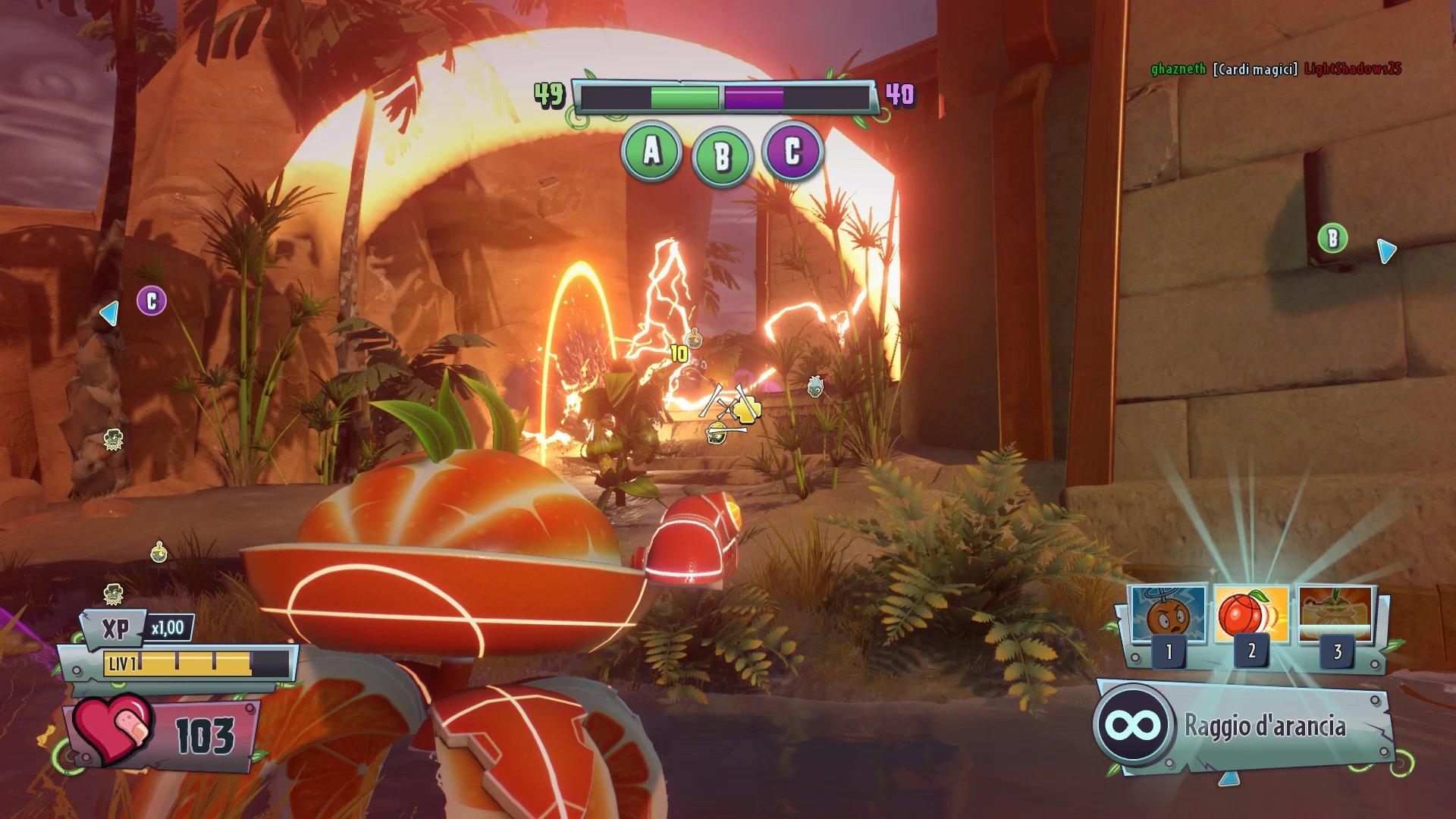 Attractive Plants Vs Zombies Garden Warfare Wii U Gift - Brown ...