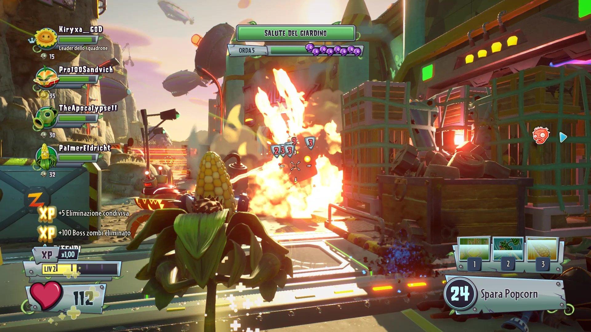 Plants Vs Zombies Garden Warfare 2 Gratuito Per Un Breve