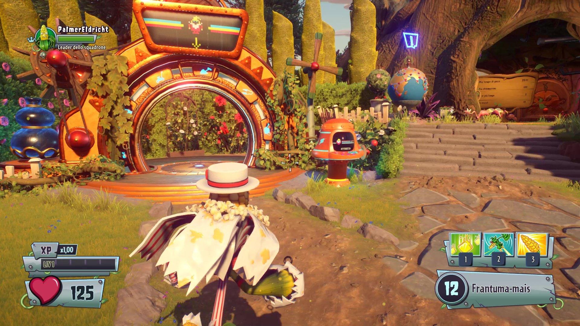 Plants vs Zombies: Garden Warfare 2 - Recensione - The Games Machine