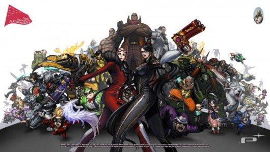 Un wallpaper per celebrare i dieci anni di Platinum Games