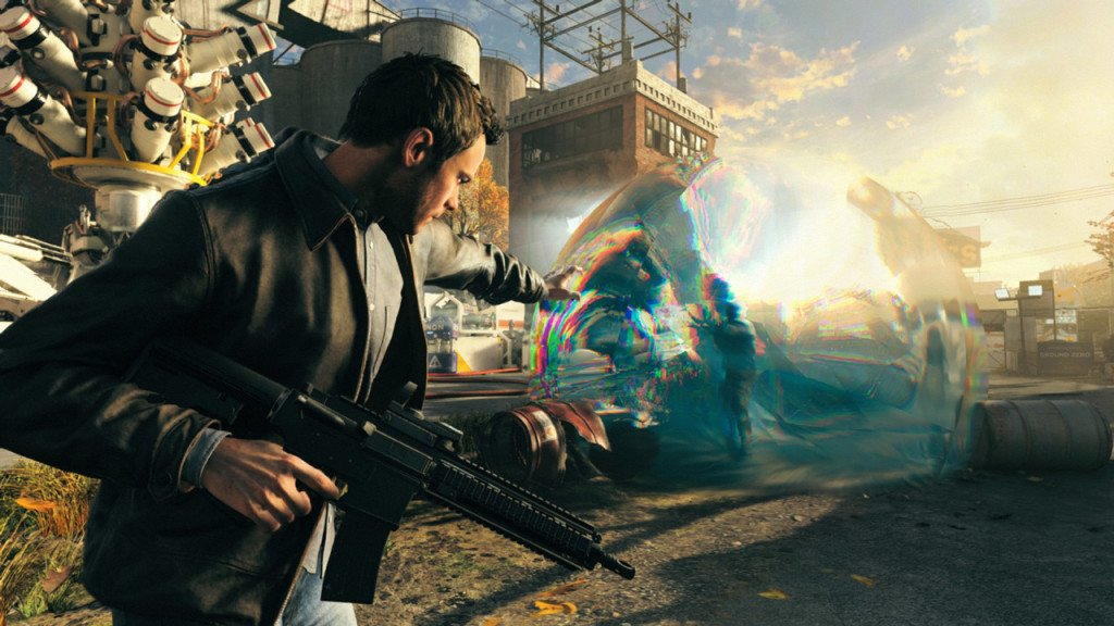 quantum break remedy entertainment ps4
