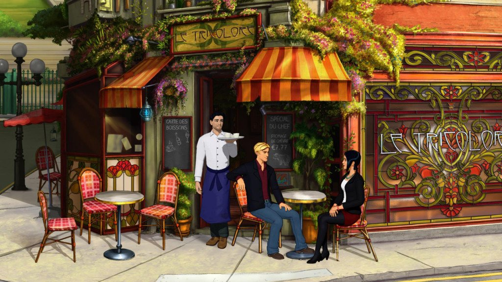 Revolution Broken Sword 5 news
