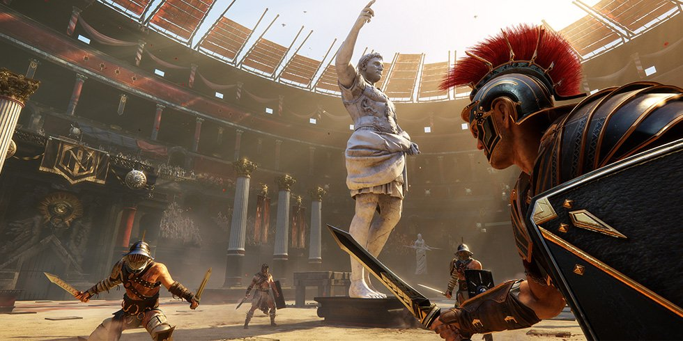Ryse Son of Rome news