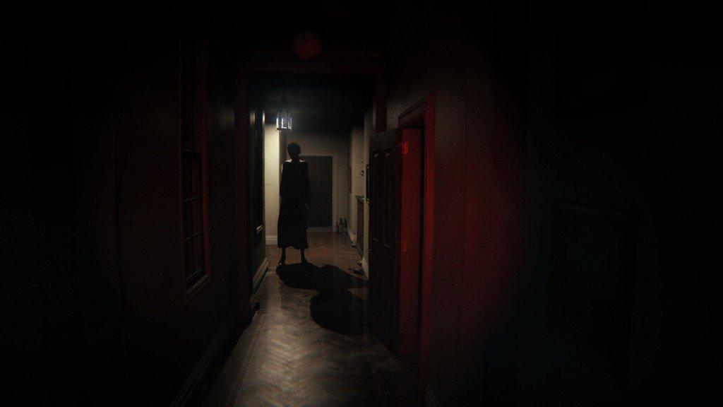 Silent Hills PT hideo kojima horror