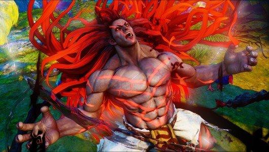 Street Fighter V arcade edition teaser trailer
