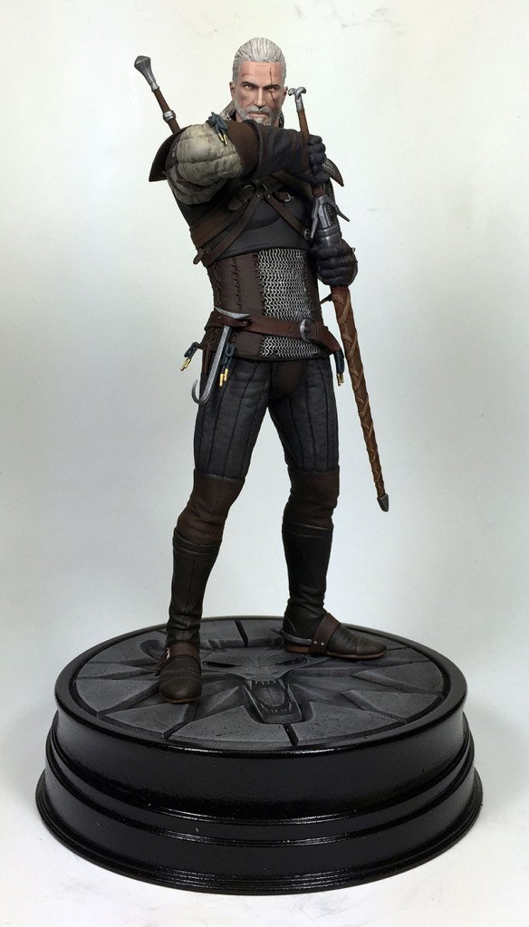The Witcher 3 action figure