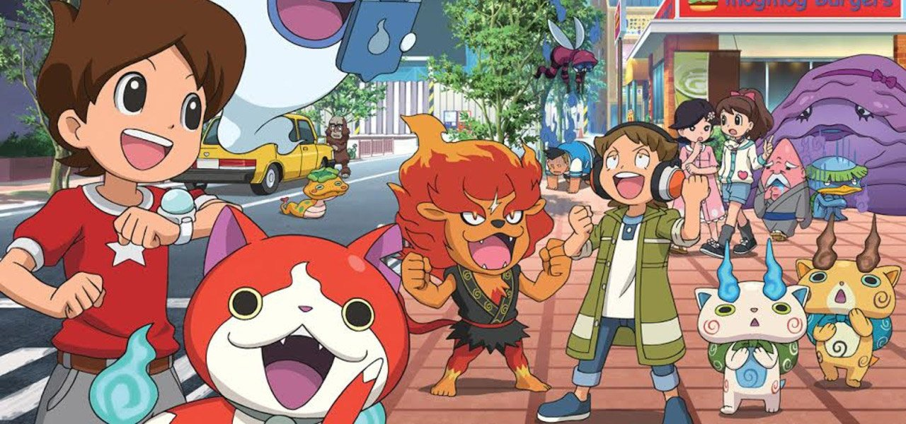 Yo-kai Watch 2 ha una data americana