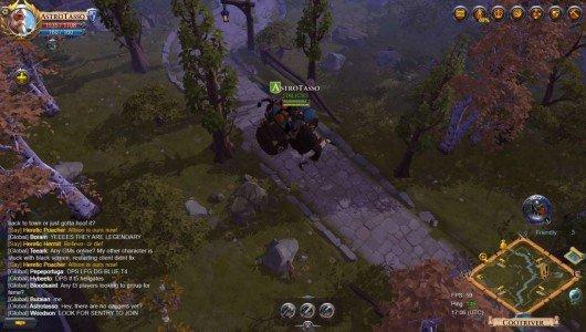 Albion Online: beta finale è live per i Legendary Founder