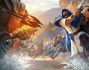 Sandbox Interactive ha pubblicato oggi il romanzo fantasy di Albion Online, Landfall