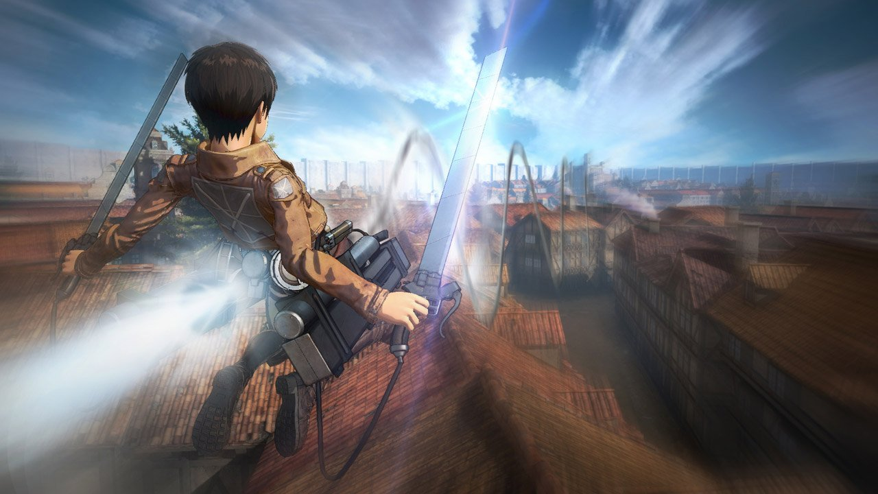 Attack on Titan: dettagli sulla Scout Mode, e altro