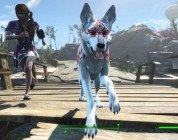 Una nuova mod di Fallout 4 trasforma Dogmeat in Okami