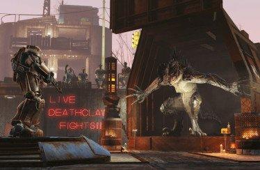 Fallout 4: una nuova mod rende compagni ogni bestia selvatica