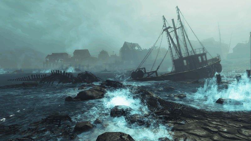 Fallout 4: dettagli sulla nuova patch 1.5