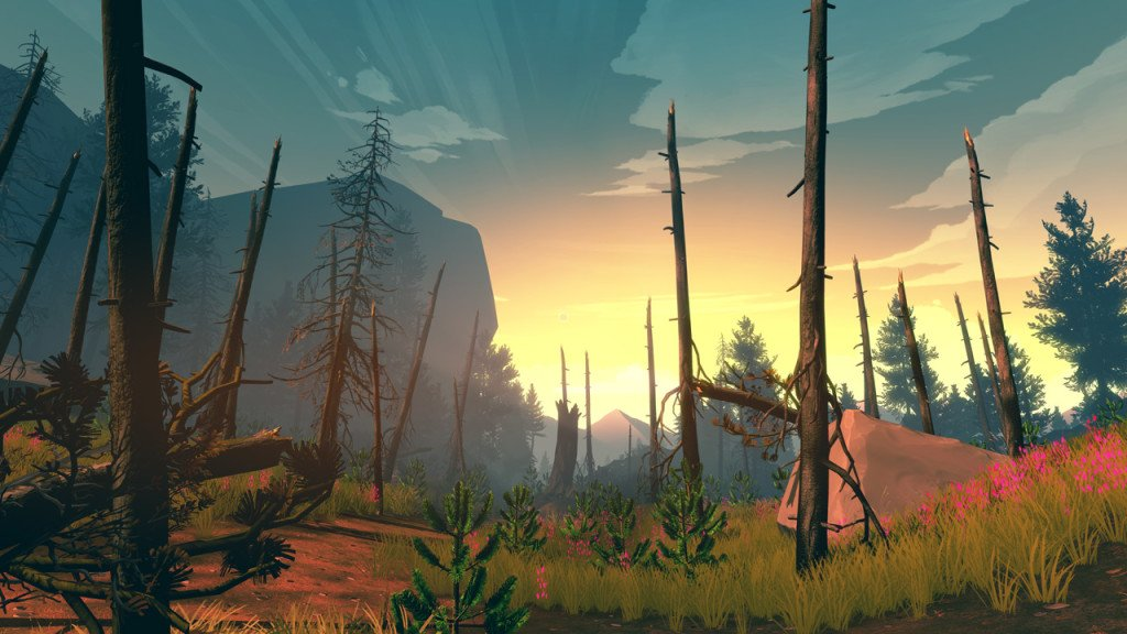 firewatch xbox one