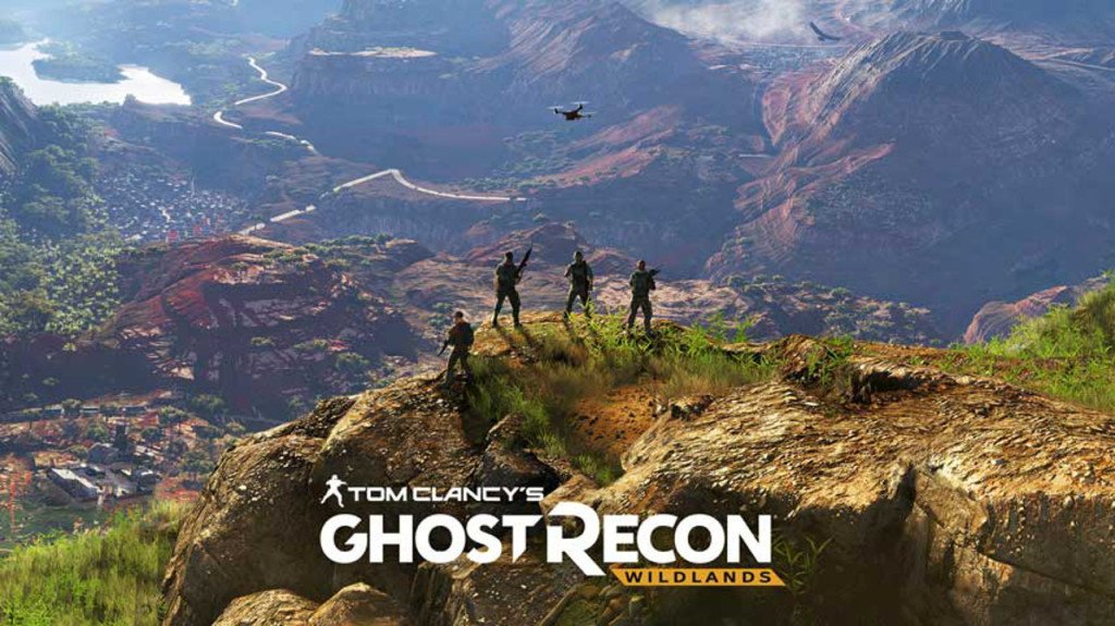 ghost recon wildlands trailer gamescom ubisoft belgrade