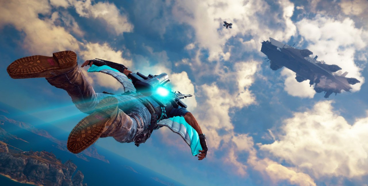 just cause 3 sky fortress anteprima