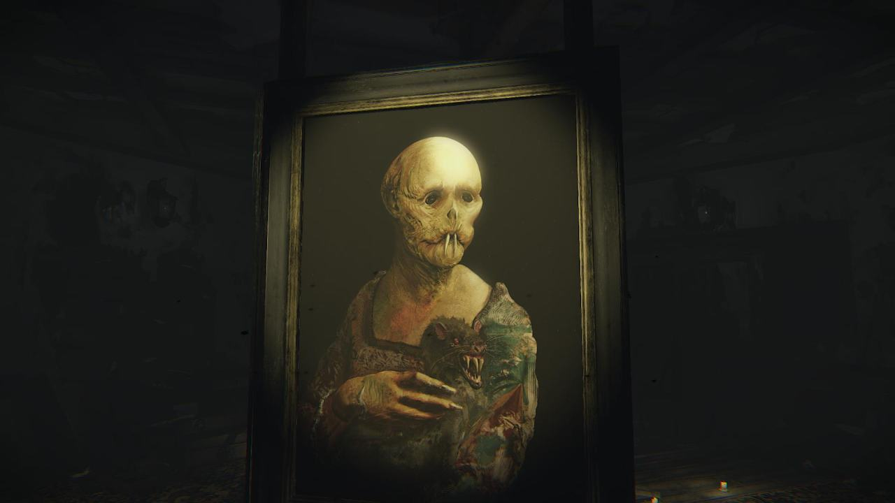 epic games store layers of fear legacy trailer lancio