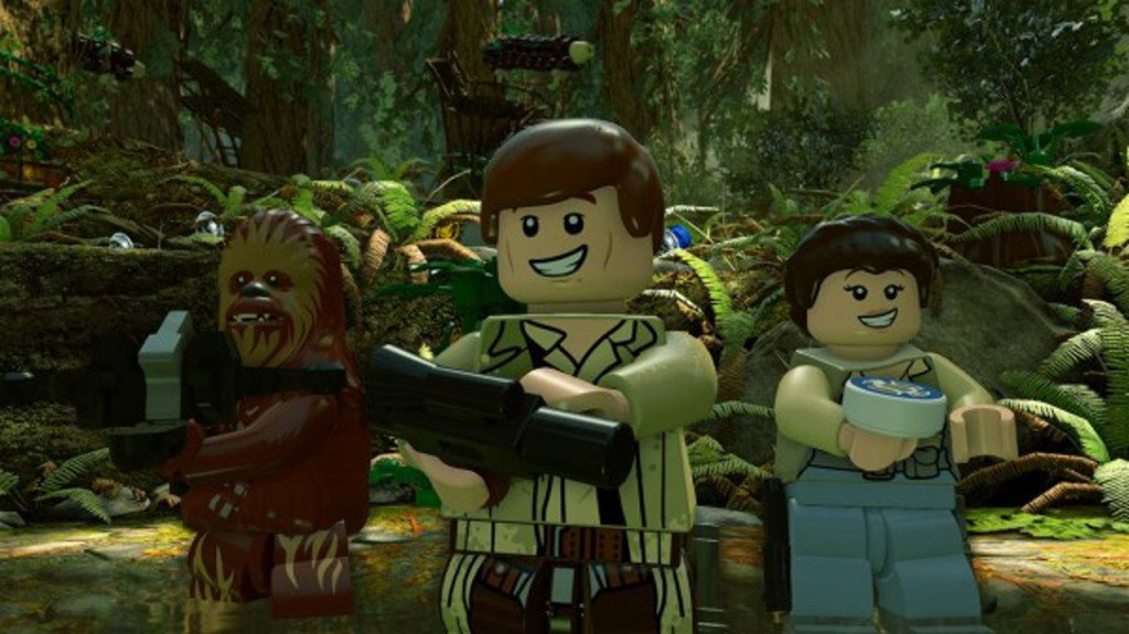 LEGO Star Wars the force awakens classifica uk