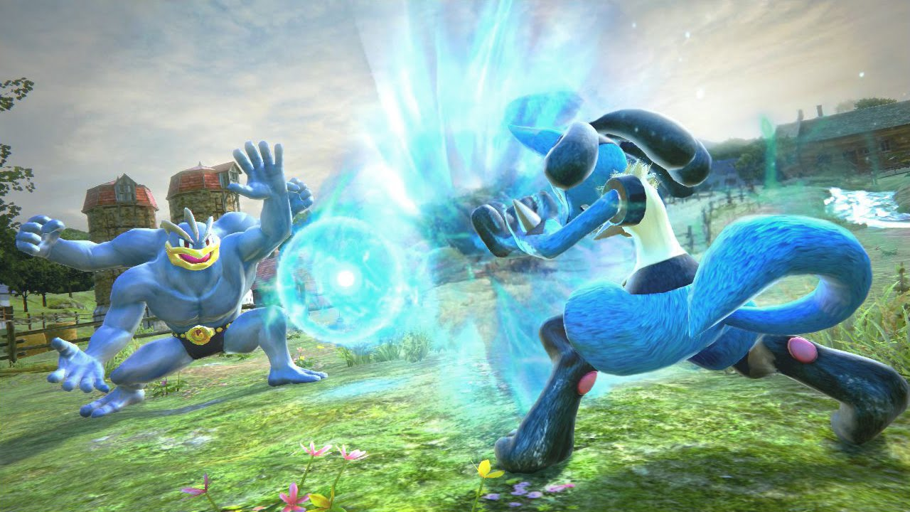 Pokkén Tournament ha venduto oltre un milione di copie in tutto il mondo