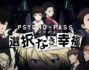 Psycho-Pass Mandatory Happiness: un trailer introduttivo