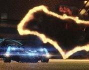 La Batmobile arriva su Rocket League
