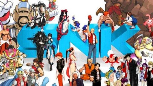 Da una costola di SNK Playmore nasce SNK Entertainment