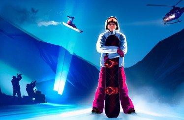 Disponibile da oggi Snowboarding The Fourth Phase su Android e iOS