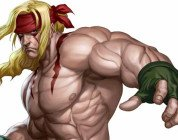 Un primo artwork per Alex in Street Fighter V