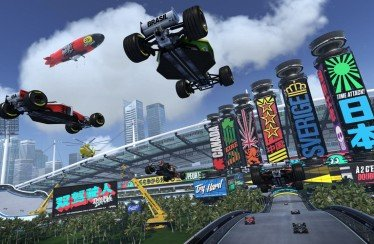 Il multiplayer di Trackmania Turbo si mostra in video