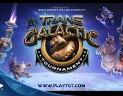 Il MOBA free-to-play, Trans-Galactic Tournament, debutta oggi su PlayStation 4