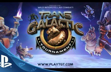 Il MOBA free-to-play, Trans-Galactic Tournament, debutta oggi su PlayStation 4