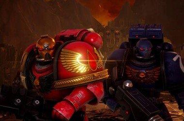 warhammer 40000 serie animata