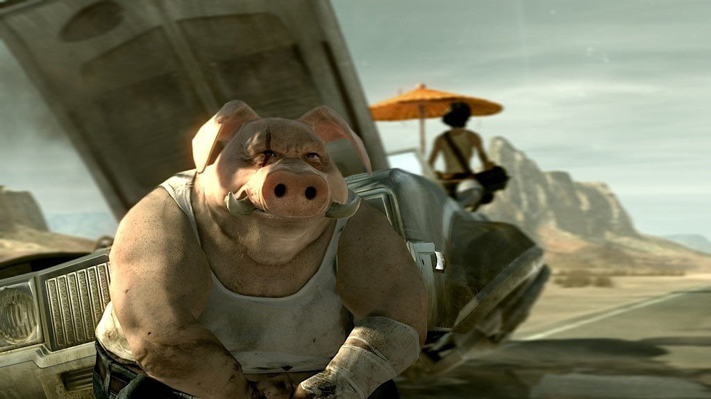 Michel Ancel Beyond Good & Evil 2