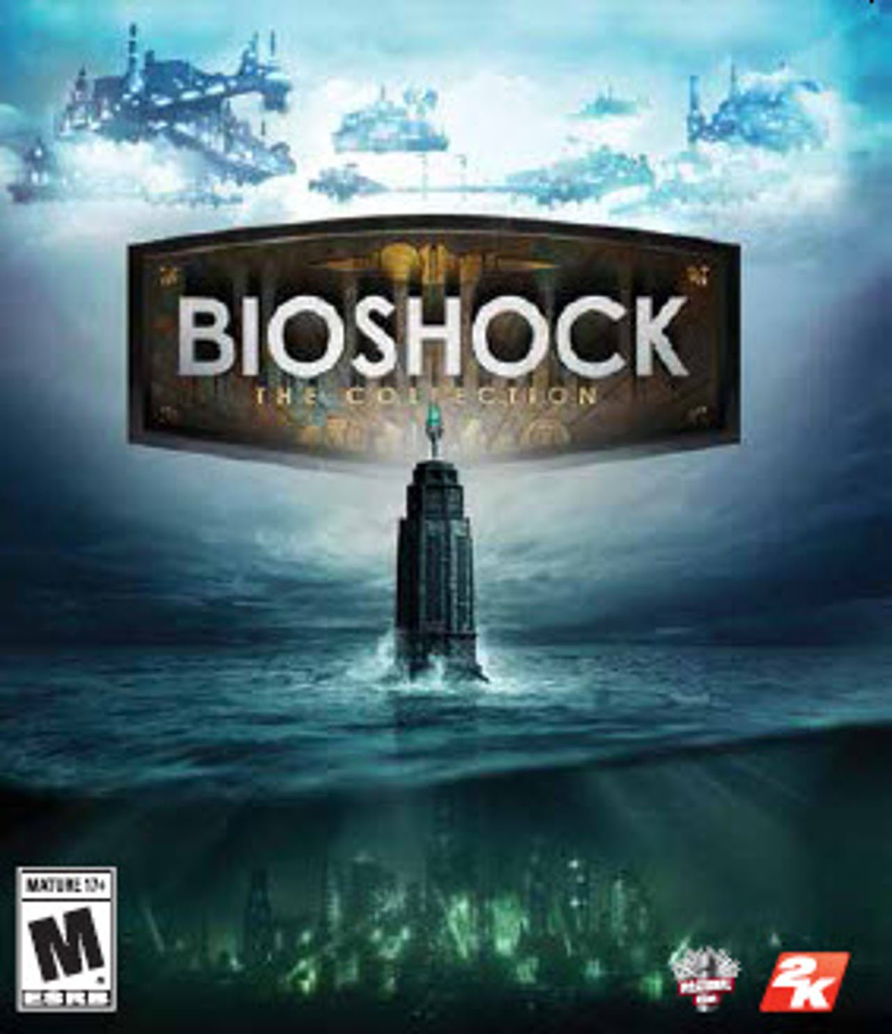 BioShock The Collection classificato anche dall'ESRB