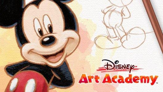 Annunciato Disney Art Academy per Nintendo 3DS