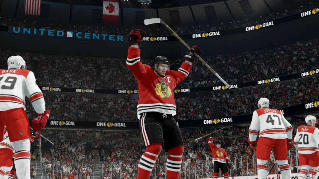 EA Access NHL 16