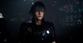 Final Fantasy XV trailer patch