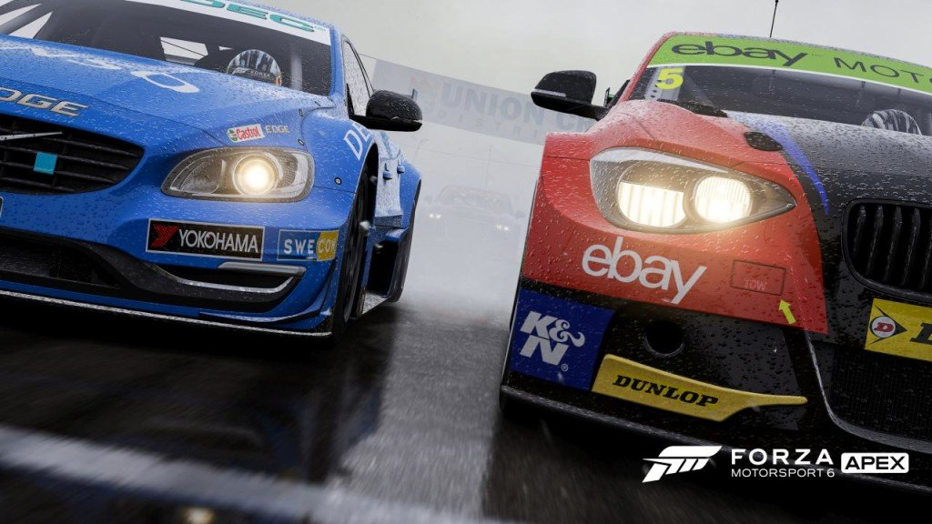 Forza Motorsport 6 Apex open beta