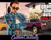 Rockstar Games ha annunciato GTA Online Lowriders: Custom Classics