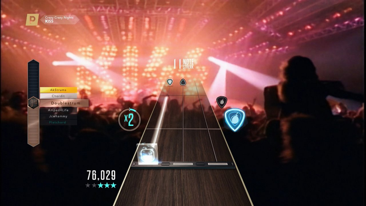 Guitar Hero Live: aggiunte due nuove canzoni dei Young the Giant
