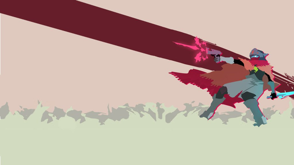 Hyper Light Drifter PS Vita Wii U