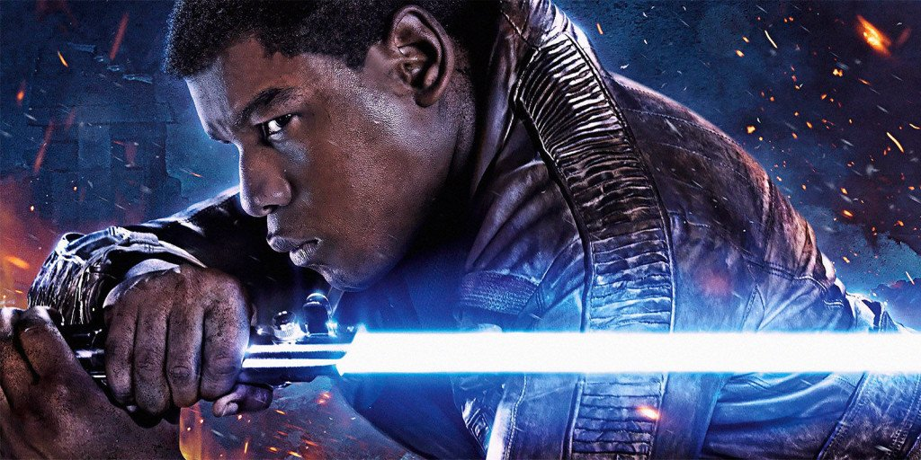 John Boyega Star Wars Battlefront