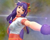 The King of Fighters 14: Athena, Nelson, e Luon in video