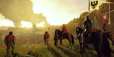 Kingdom Come Deliverance sarà pubblicato da Koch Media e Warhorse