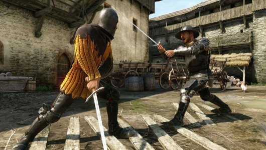 Kingdom Come Deliverance ps4 pro
