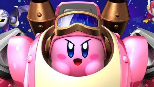 Kirby Planet Robobot: un bundle con amiibo, dettagli su 3D Rumble